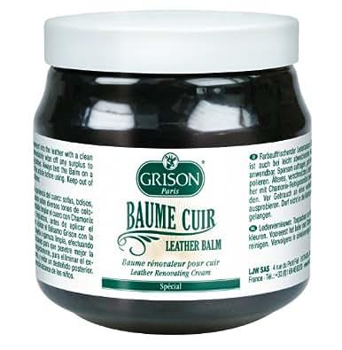 Grison Magic Baume rénovateur Cuir en réparant pour cuir - 300 ml