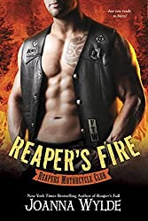 Reaper's Fire (Reapers Motorcycle Club) by Joanna Wylde (2016-08-09)