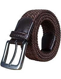 Amazon.es  cinturón elasticos de mujer  Ropa 5a333f22a6aa