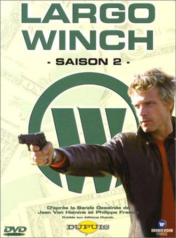Largo Winch - La série - Saison 2, Episodes 26 à 39 - Coffret Digipack 4 DVD