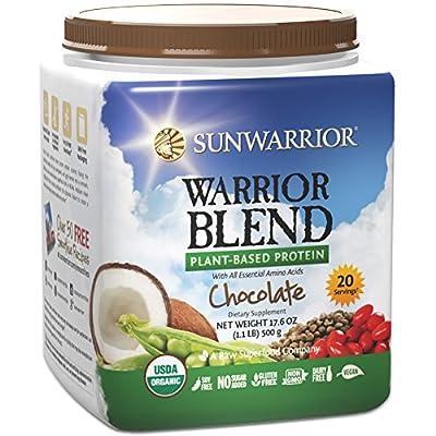 Sunwarrior Warrior Blend 500g Chocolate from Sun Warrior