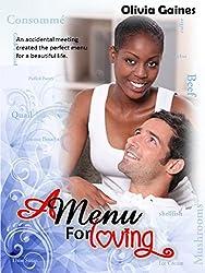 A Menu for Loving (English Edition)