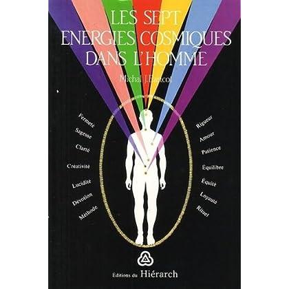Les sept énergies cosmiques dans l'homme