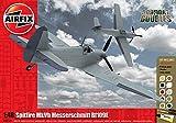 Airfix A50160 - Modellbausatz Supermarine Spitfire MkVb Messerschmitt