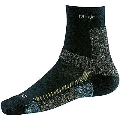 """Meindl 9682-31/44-47 Socken""""Revolution"""", Anthrazit/gelb, 44-47"""