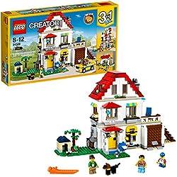 Lego Creator LEGO - 31069 Villetta familiare modulabile