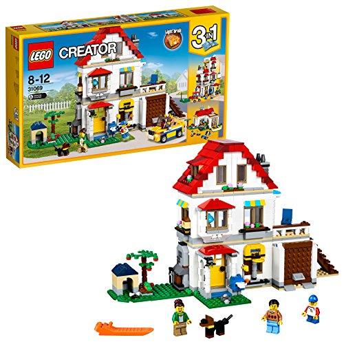 LEGO Creator 31069 - Familienvilla (Lego Hotel)