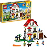 LEGO Creator 3in1 Modular Family Villa Building Blocks for Kids 8 to 12 Years (728 Pcs) 31069