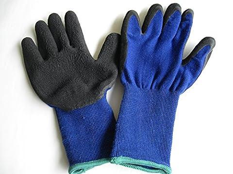 Gardening Gloves Women-Garden Work Gloves Ladies Kids-Extra Long Cuffs Protect Wrists-Light Durable
