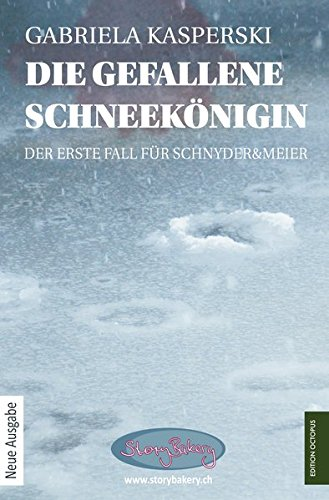 Buchseite und Rezensionen zu 'Die gefallene Schneekönigin' von Gabriela Kasperski