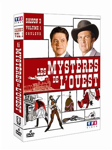 Les mysteres de l'ouest, saison 3, vol. 1 [Edizione: Francia]