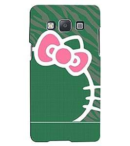 Citydreamz Hello Kitty Cartoon/Cute Hard Polycarbonate Designer Back Case Cover For Samsung Galaxy J3