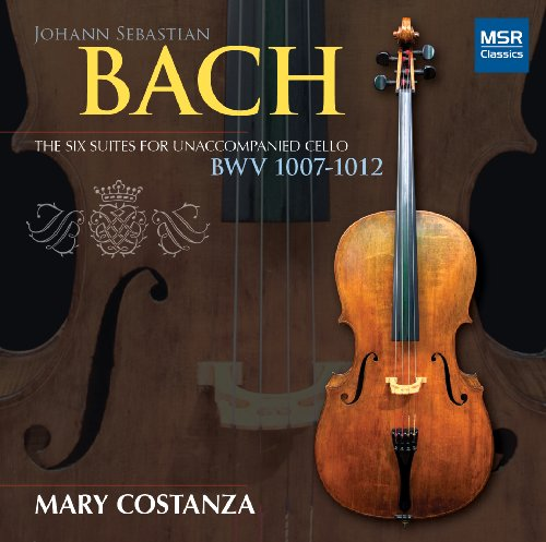 Bach:the Six Suites for Unacco