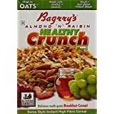 Bagrrys Healthy Crunch Muesli With Almonds And Raisins, 500g
