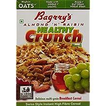 Bagrry's Almond n Raisin Healty Crunch Muesli, 500Gm