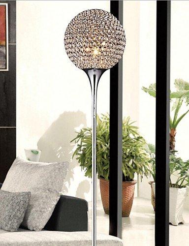 ZQ Kugel 40W Licht Glas Flur Moderne und kreative Stehleuchte senden E27Glaskolben Warmweiß, 110-120 V