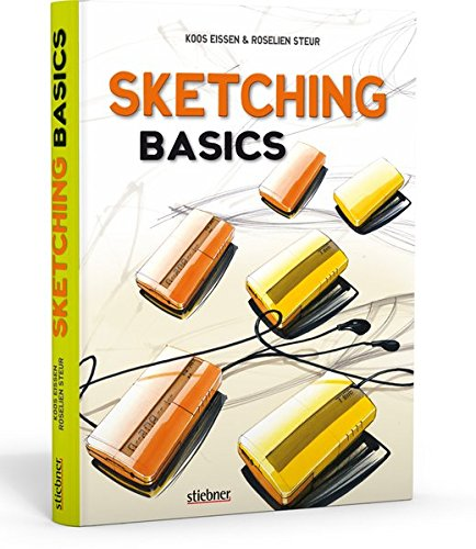 Sketching: Basics Buch-Cover