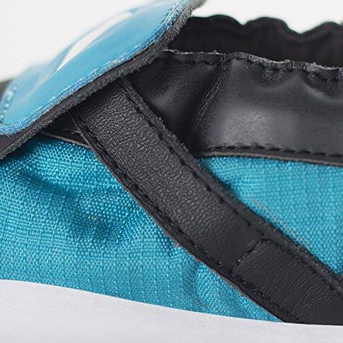 Bobux , Baskets mode pour fille Bleu