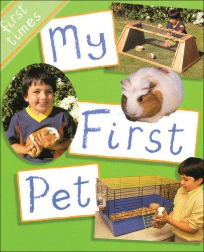 My first pet