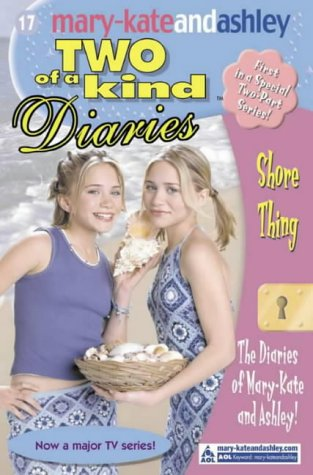 Shore Thing (Two Of A Kind Diaries, Book 17)