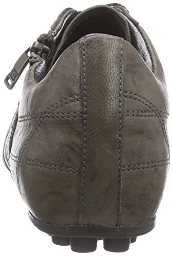 Bikkembergs 641126, Baskets Basses mixte adulte Gris - Gris