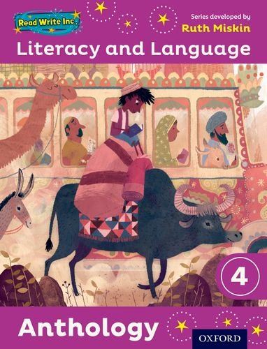 Read Write Inc.: Literacy & Language: Year 4 Anthology