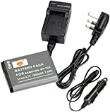 DSTE® BP70A Replacement Li-ion Battery + Charger DC97U for Samsung BP-70A, EA-BP70A and Samsung ST30, ST60, ST61, ST65, ST66, ST67, ST70, ST71, ST72, ST76, ST80, ST90, ST93, ST95, ST100, ST150F, ST700, ST6500, SL50, SL600, SL605, SL630, TL105, TL110, TL205, WB30F, WB35F, WB50F, WP10, AQ100, DV150F, ES65, ES67, ES70, ES71, ES73, ES74, ES75, ES80, MV800, PL20, PL80, PL90, PL100, PL101, PL120, PL170, PL200, PL201 Cameras