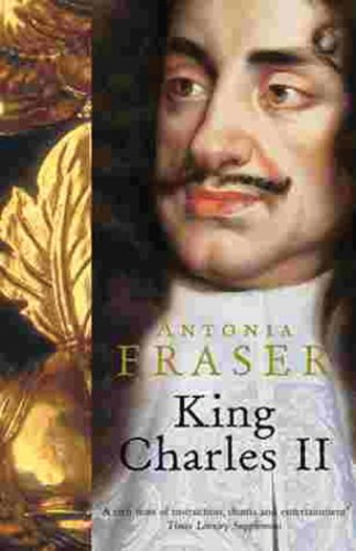 King Charles II: King Charles Ii (English Edition) por Antonia Fraser
