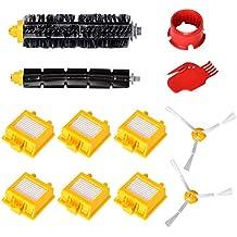 Piezas de repuesto Roomba accesorios, Queta iRobot ersatzkit para Roomba iRobot 782 780 774 772