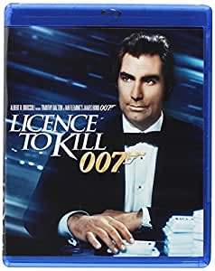 Licence to Kill [Blu-ray] [1989] [US Import]