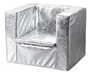 jollein 028 528 64784 kindersessel silver lack baby. Black Bedroom Furniture Sets. Home Design Ideas