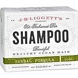 Old-Fashioned Shampoo Bar, Kräuterformel, 3,5 Unzen (99 g) - JR Liggetts