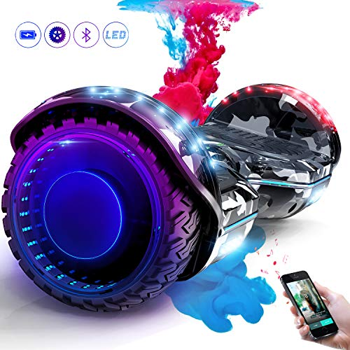 COLORWAY Hoverboard SUV 6.5 Pouces, Gyropode...
