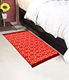 #5: Warmland Floral Polycotton Bed Side Runner - 30