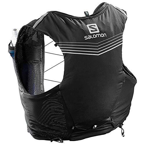 Salomon ADV Skin 5 Set Laufrucksack schwarz Gr. S