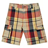 NOQNOQ Cargo Shorts Shorts Boys Check 1