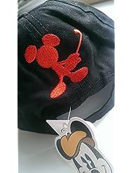 Mickey Mouse niños Gorra de golf negro