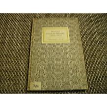 Nr. 49, Heraklit Fragmente Urworte der Philosophie. Griechisch und ins Deutsch übertragen von Georg Burckhardt.