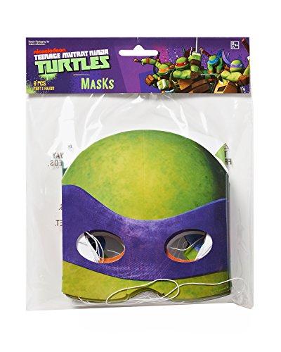 Image of Teenage Mutant Ninja Turtles Paper Masks