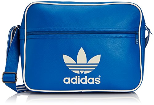 adidas Airl Classico, Da uomo Borsa A Tracolla Blu (Bleu (Bleazu/Blacas))