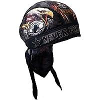 Zandana pañuelo de cabeza US águila bandera americano