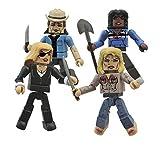Diamond Select Toys Kill Bill: Deadly Vipers Minimates Box Set Action Figure by Diamond Select