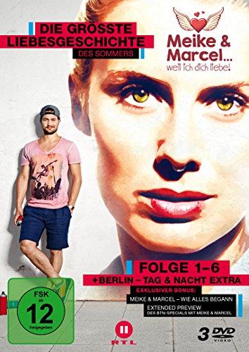 Meike und Marcel...weil ich Dich liebe! (3 DVDs)
