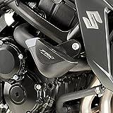 Tamponi Paratelaio Puig PRO Suzuki GSX-S 750 17-18 nero