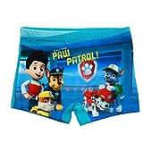 Pat patrouille – Boxer de bain Pat Patrouille bleu turquoise Taille de 2 à 6 ans – 4 ans,6 ans,3 ans,5 ans,2 ans