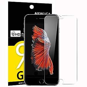 Verre Trempé iPhone 6 / 6S, NEWC® Film Protection en Verre trempé ...