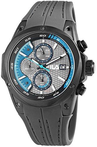 Fila Reloj de hombre con pulsera de silicona 38–823–004