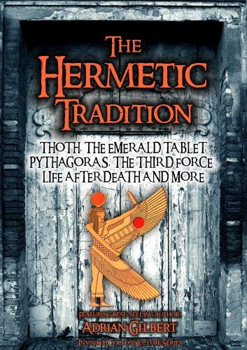 Hermetic Tradition: Thoth, Emerald Tablet [DVD] [Import] (Tablets Thoth Of)