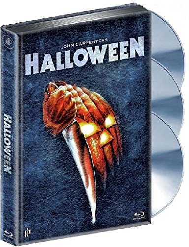 Halloween 1 - Die Nacht des Grauens - Mediabook [Blu-ray] [Limited Edition] (Halloween 1978 John Carpenter)