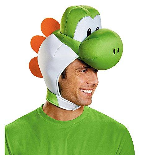 Generique - Haube Yoshi Nintendo für Erwachsene